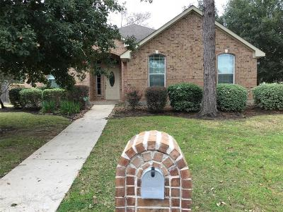 Montgomery Single Family Home For Sale: 3402 Druids Court
