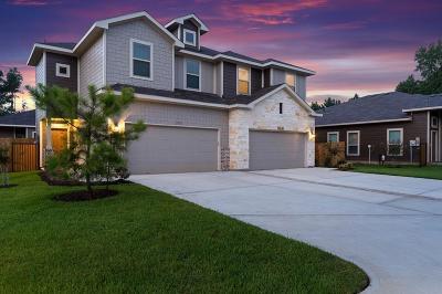 Conroe Multi Family Home For Sale: 101 Wickersham