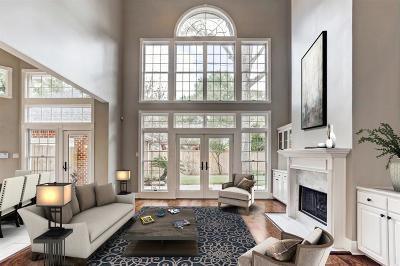 Houston Single Family Home For Sale: 14822 Bramblewood Drive