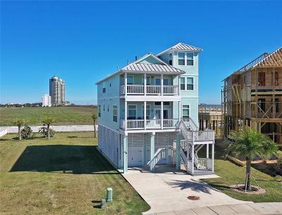 Galveston Single Family Home For Sale: 68 Grand Beach Boulevard