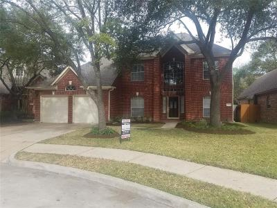 Houston Single Family Home For Sale: 7926 S Wellington Court