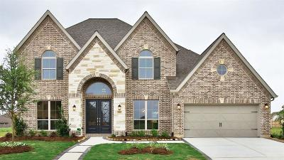 Katy Single Family Home For Sale: 23914 Tindarey Court