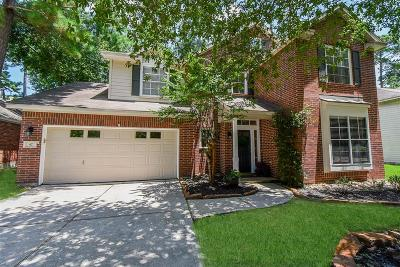 The Woodlands Single Family Home For Sale: 42 Hidden Meadow Drive