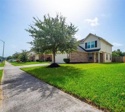 Humble Single Family Home For Sale: 3334 Maris Way