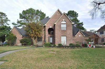 Kingwood Single Family Home For Sale: 5803 Woodland Falls Drive