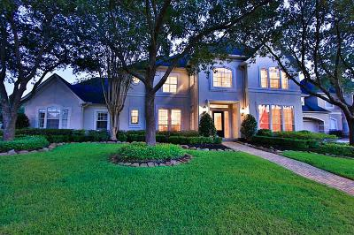 Houston Single Family Home For Sale: 13903 Marble Creek Court