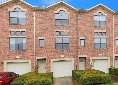 Houston Condo/Townhouse For Sale: 3501 Link Valley Drive #403