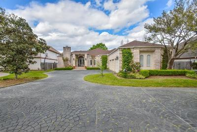 Sugar Land Single Family Home For Sale: 1410 Sugar Creek Boulevard