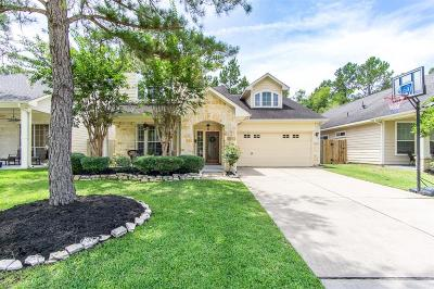 Cypress Single Family Home For Sale: 15243 Henderson Point Drive