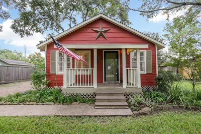 Katy Single Family Home For Sale: 5408 4th Street