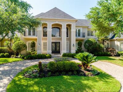 Houston Single Family Home For Sale: 1603 Lakeshore Way