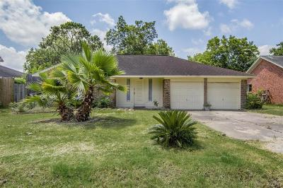 Kemah TX Single Family Home For Sale: $189,900