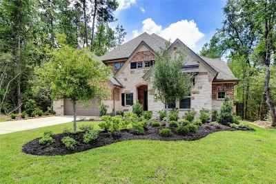 The Woodlands TX Single Family Home For Sale: $598,480