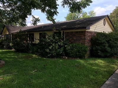 Deer Park Single Family Home For Sale: 4218 Cork Lane