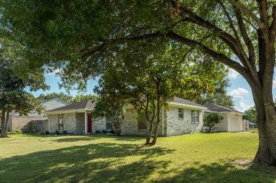 Alvin Single Family Home For Sale: 4910 Kentington Drive