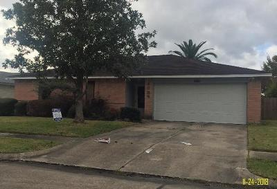 Deer Park Single Family Home For Sale: 4009 Brownwind Trail Trail