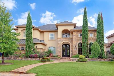 Houston Single Family Home For Sale: 11826 Montmarte
