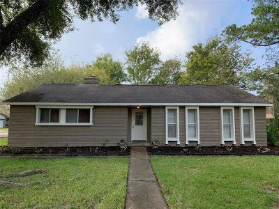 Friendswood Single Family Home For Sale: 16934 Townes Road