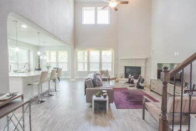The Woodlands Single Family Home For Sale: 3 Garden Path Place