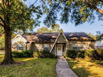 Briargrove Park Single Family Home For Sale: 10050 Locke Lane