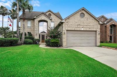 Montgomery County Single Family Home Option Pending: 348 Bayshore Drive