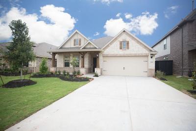 Richmond TX Single Family Home For Sale: $321,990