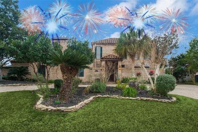 Houston Single Family Home For Sale: 1427 E Brooklake Drive