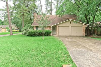 The Woodlands Single Family Home For Sale: 9 Green Field Place, Spring, Tx 77380