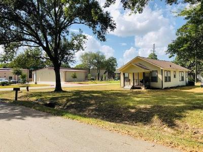 Katy Single Family Home For Sale: 5434 4th Street