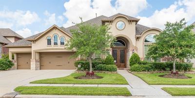 Richmond Single Family Home For Sale: 11107 Saronno Drive