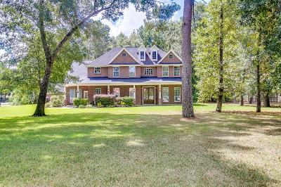 Porter Single Family Home For Sale: 19366 Riverwalk Drive