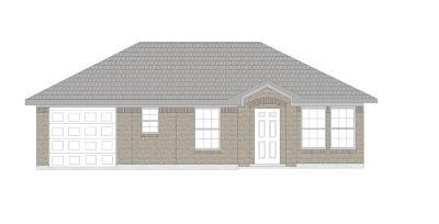 Willis Single Family Home For Sale: 14802 Crockett Road