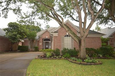 Katy Single Family Home For Sale: 2519 Kittansett Circle