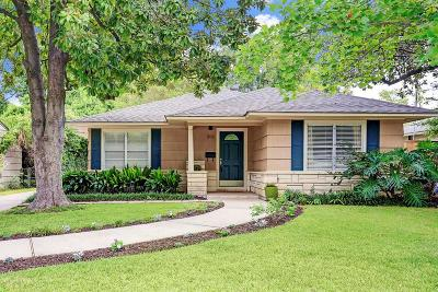 Houston Single Family Home For Sale: 1106 Worthshire Street