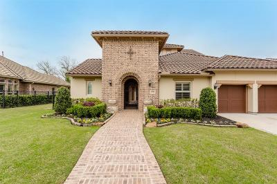 Sugar Land Single Family Home For Sale: 4022 Cantor Trails Lane