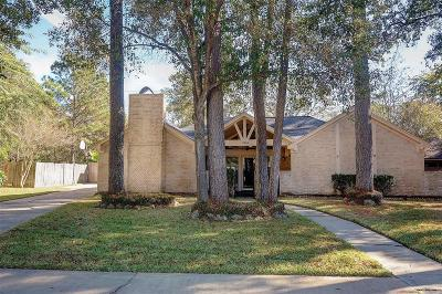 Cypress Single Family Home For Sale: 12806 Raven South Drive
