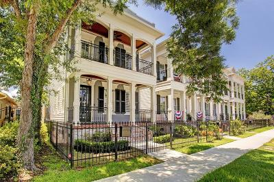 Houston Single Family Home For Sale: 440 A W 17th Street