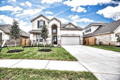Rosenberg Single Family Home For Sale: 2607 Belmont Park Lane