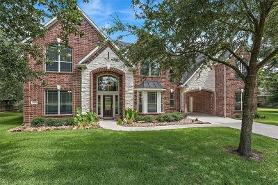 Conroe Single Family Home For Sale: 9059 Forest Cliff Court