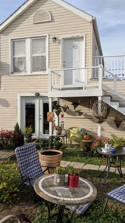 Galveston Rental For Rent: 4114 Avenue S 1/2 #B