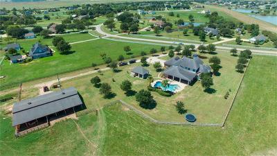 Katy Single Family Home For Sale: 30 Remington Trail