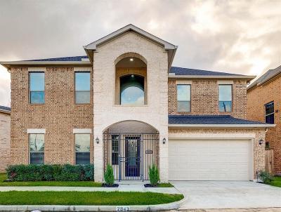 Missouri City Single Family Home For Sale: 2943 Oak Pointe Boulevard