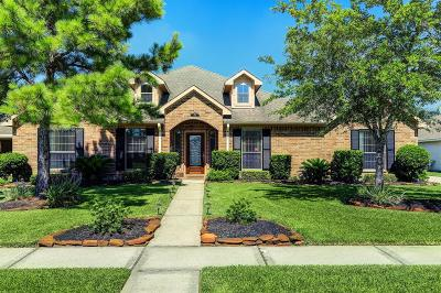 League City TX Single Family Home For Sale: $360,000