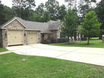 Willis Single Family Home For Sale: 9125 N Comanche Circle