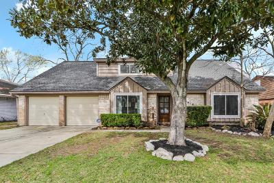 Houston Single Family Home For Sale: 5618 Ludington Drive