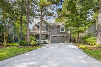 The Woodlands Single Family Home For Sale: 11 E New Avery Place