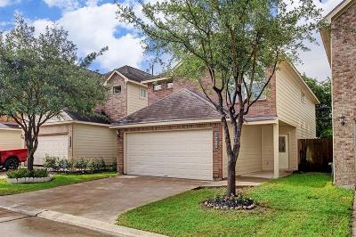 Harris County Single Family Home For Sale: 1725 Tornado