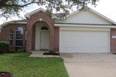 Richmond Single Family Home For Sale: 8611 Bright Night Drive