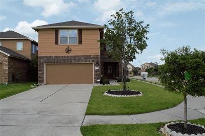 Cypress Single Family Home For Sale: 8206 E Pine Creek Bend