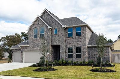 Tomball Single Family Home For Sale: 25710 Pinyon Hill Trail